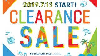 福山ビッグアメリカンショップ CLEARANCE SALE!!